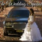 Limo hire for wedding in Mebourne